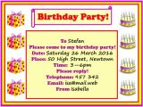 How to Write An Invitation Card for Birthday Birthday Party Invitation Learnenglish Kids British
