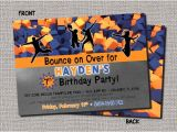 Http Urban Air Trampoline Park Download Birthday Party Invitations 25 Best Ideas About Jump Zone Trampoline On Pinterest