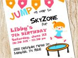 Http Urban Air Trampoline Park Download Birthday Party Invitations Trampoline Park Birthday Party Invitations Invitation