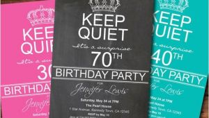 Ideas for 70th Birthday Party Invitations 8 70th Birthday Party Invitations for Your Ideas