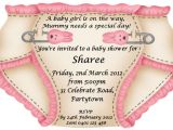 Ideas for Baby Shower Invitations for A Girl Baby Shower Invitation Wording Ideas