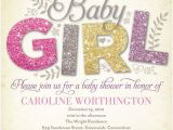 Ideas for Baby Shower Invitations for A Girl the Reference to Get Baby Shower Invitation Ideas Baby