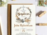 Ideas for Baptism Invitations 25 Best Ideas About Baptism Invitations On Pinterest