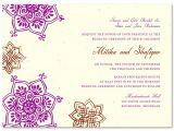 Indian Wedding Reception Invitation Templates Indian Wedding Invitations Ideas Indian Wedding