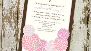 Inexpensive Baptism Invitations Baptism Invitations Cheap Baptism Invitations