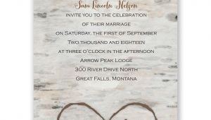 Infinity Symbol Wedding Invitations Love for Infinity Petite Invitation Invitations by Dawn
