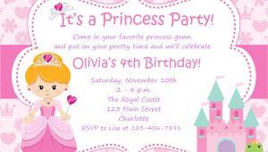 Invitation Card format for Birthday Free Birthday Invitations Templates Printable Free