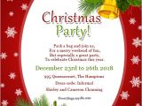 Invitation for A Christmas Party Christmas Party Invitation Wordings Wordings and Messages