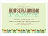 Invitation for A Housewarming Party House Warming Invitation Template