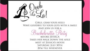 Invitation for Bachelor Party Wording Bachelorette Party Invitation Wording