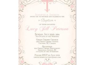 Invitation for Baptism Words Baptism Invite Wording – Gangcraft