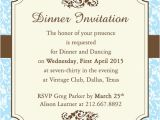 Invitation Language Party Fab Dinner Party Invitation Wording Examples You Can Use