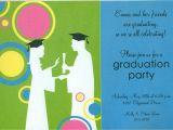 Invitation to Graduation Party Wording Graduation Party Invitation Wording Templates