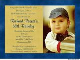 Invitation Wording for 60th Birthday Party 60th Birthday Party Invitations Ideas Bagvania Free
