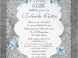 Invitation Wording for 60th Birthday Party Lovely Memories 60th Birthday Invitation Surprise Woman