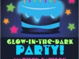 Invitations for Glow In the Dark Party 15 Glow In the Dark Party Ideas B Lovely events