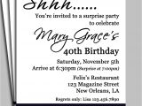 Invitations for Surprise Anniversary Party Black Damask Surprise Party Invitation Printable or Printed