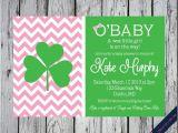 Irish Baby Shower Invitations 46 Best Lucky Irish Babies Images On Pinterest
