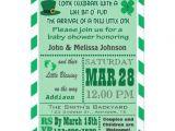 Irish Baby Shower Invitations Irish Baby Shower Invitation