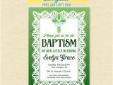Irish Baptism Invitations 81 Best Godparents Images On Pinterest