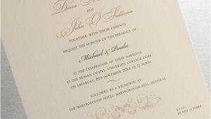 Irish Wedding Invitations Templates Irish Wedding Invitations Template Best Template Collection