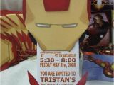 Iron Man Party Invites 33 Of the Best Avengers Birthday Party Ideas On the Planet
