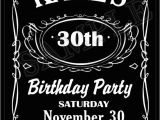 Jack Daniels Party Invitation Template Free Printable Jack Daniels themed Birthday Party Invitation