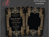Jay Gatsby Party Invitation 40 Best Images About Roaring 20 39 S Dance Gatsby Party