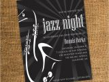 Jazz Party Invitations 40 Best Images About Jazz Party Ideas On Pinterest Jazz