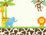 Jungle Safari Birthday Invitation Template 40th Birthday Ideas Safari Birthday Invitation Template Free
