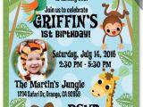 Jungle theme Party Invites 17 Safari Birthday Invitations Design Templates Free