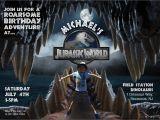 Jurassic World Party Invitation Template 28 Images Of Jurassic World Birthday Invitations Template