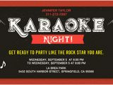 Karaoke Party Invitation Template Invitations Free Ecards and Party Planning Ideas From Evite