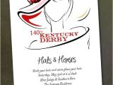 Kentucky Derby Party Invitation Ideas Dressed Derby Derby Party Kentucky Derby and Kentucky