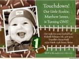 Kids Football Party Invitations How to Throw A Fan Tastic Football Party for the Big Game