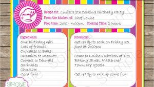 Kitchen Party Invitation Cards Samples Kitchen Party Invitation Card Samples Various Invitation