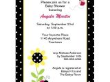 Ladybug Baby Shower Invitations Cheap 12 top Ladybug Baby Shower Invitations
