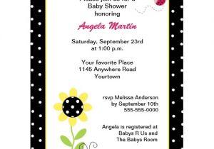 Ladybug Baby Shower Invitations Cheap 12 top Ladybug Baby Shower Invitations