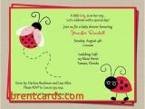 Ladybug Baby Shower Invitations Cheap Ladybug Baby Shower Invitations Cheap