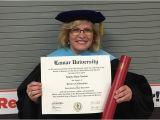 Lamar University Graduation Invitations Angela Trahan 92 Earns Doctorate From Lamar University