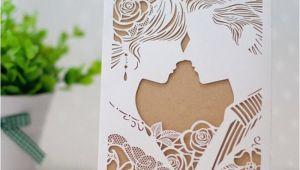 Laser Cut Wedding Invitations Near Me Laser Cut Wedding Invitations Graceful Metallic Gold Laser