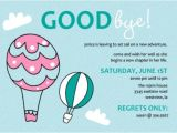 Leaving Party Invitation Going Away Party Ideas Great Bon Voyage Party Ideas and