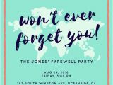 Leaving Party Invitation Template Farewell Party Invitation Templates Canva