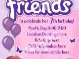 Lego Friends Party Invitations Lego Friends Birthday Invitation