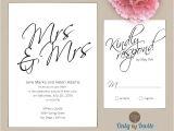 Lesbian Wedding Invitation Wording Chandeliers Pendant Lights