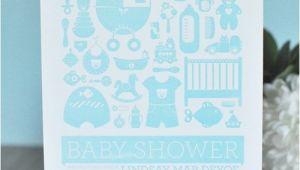 Letterpress Baby Shower Invitations Letterpress Baby Shower Invitations Paper Crave