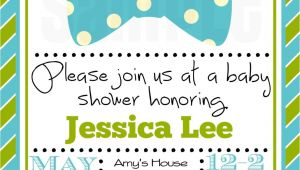 Lil Man Baby Shower Invitations Little Man Baby Shower Invitation Baby Boy by Punkydoodlekids