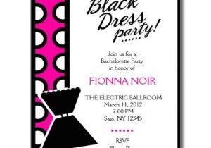 Little Black Dress Bachelorette Party Invites 1000 Images About Little Black Dress Bachelorette Party