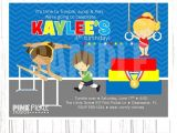 Little Gym Party Invitations 22 Best Construction Party Images On Pinterest