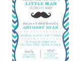 Little Man Baby Shower Invitation Templates Free Little Man Baby Shower Invitation Templates Loadpictures